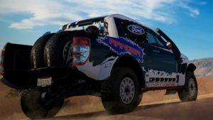 Ford Ranger T6 Rally Raid
