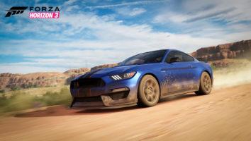 Forza Horizon 3 garaż