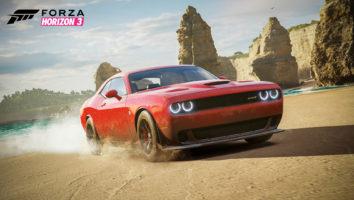 Forza Horizon 3 lista samochodów kategoria D