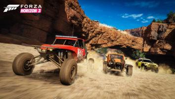Forza Horizon 3 lista samochodów z kategorii C