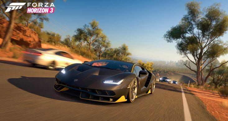 Forza Horizon 3 osiągnięcia