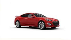 Hyundai Genesis 3.8 Coupe Track