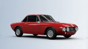 Lancia Fulvia Coupe Rallye 1.6 HF
