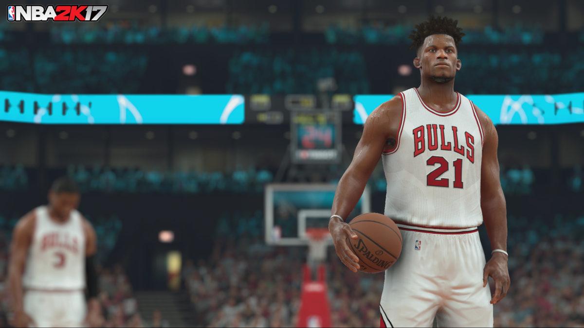 NBA 2K17 osiągnięcia