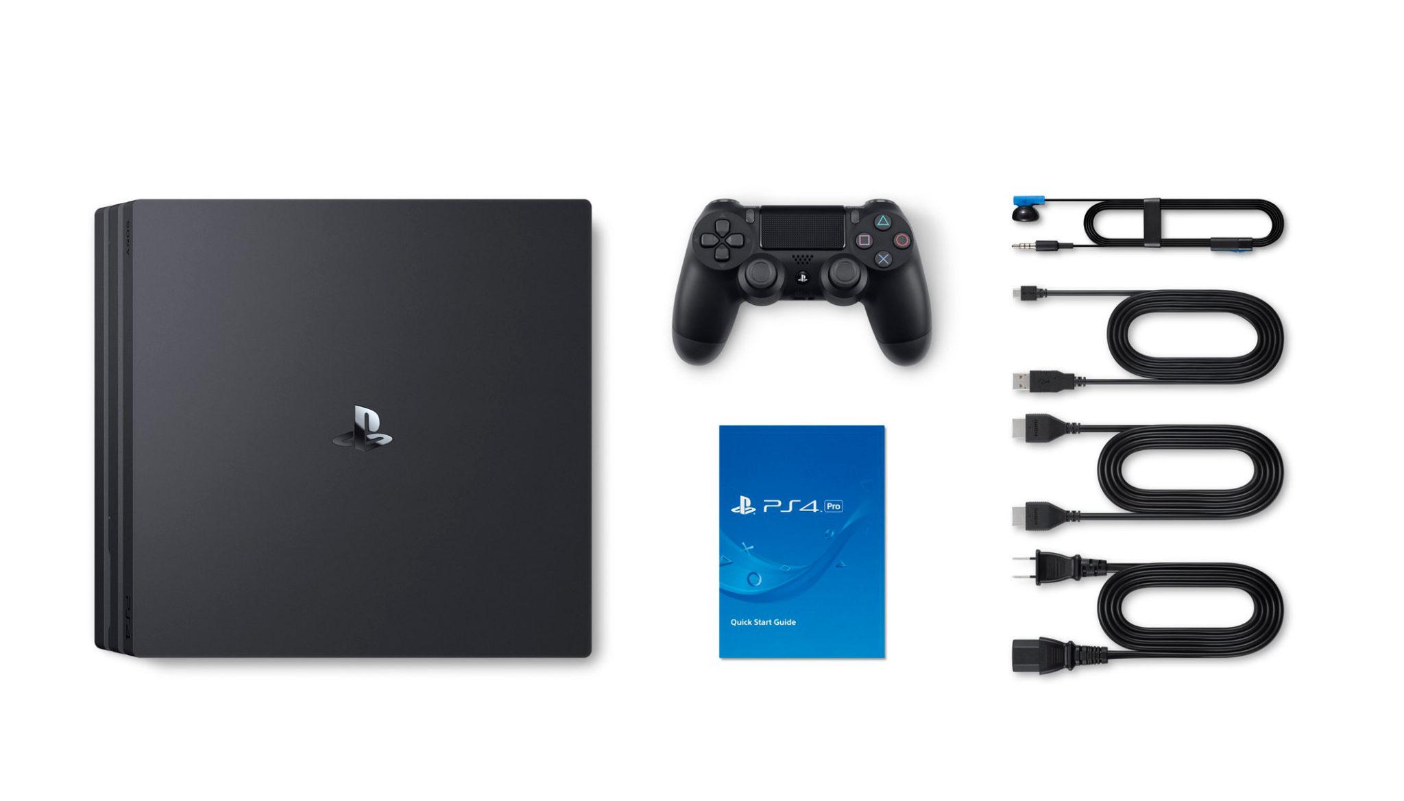 PlayStation 4 Pro specyfikacja