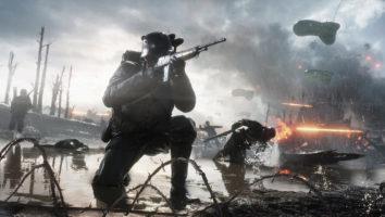 Battlefield 1 FPS