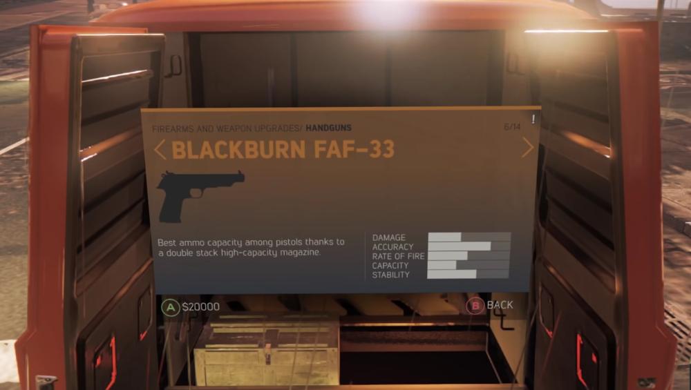 Blackburn FAF-33