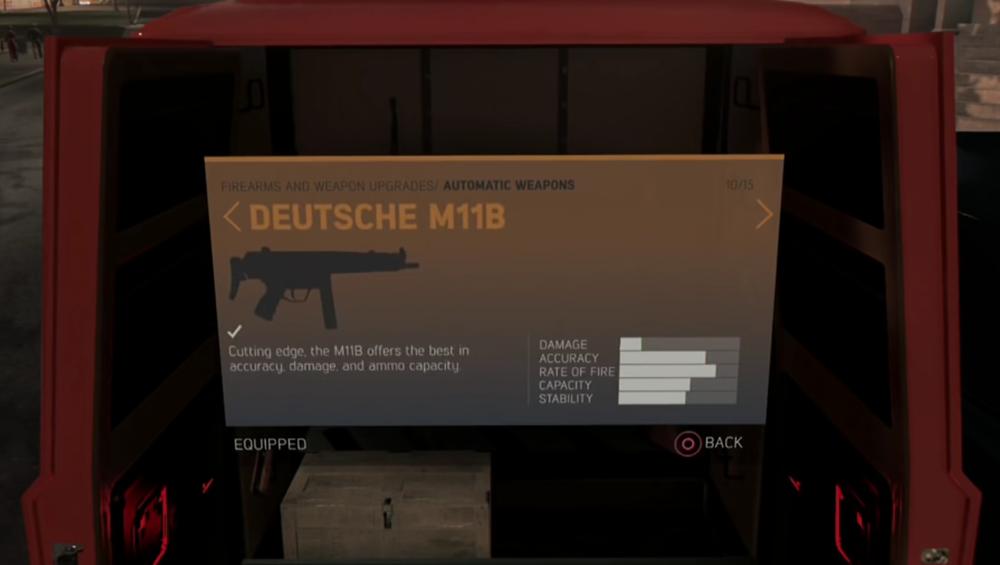 Deutsche M11B