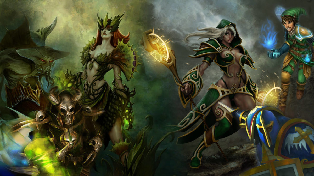 Heroes of Newerth wymagania