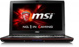 MSI Leopard Pro GP62