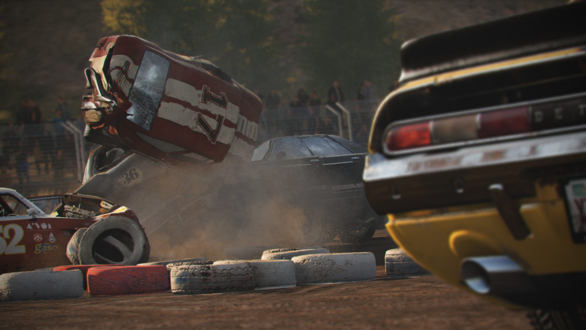 Next Car Game Wreckfest wymagania