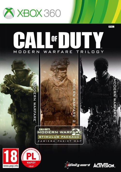 Call of Duty: Trylogia Modern Warfare