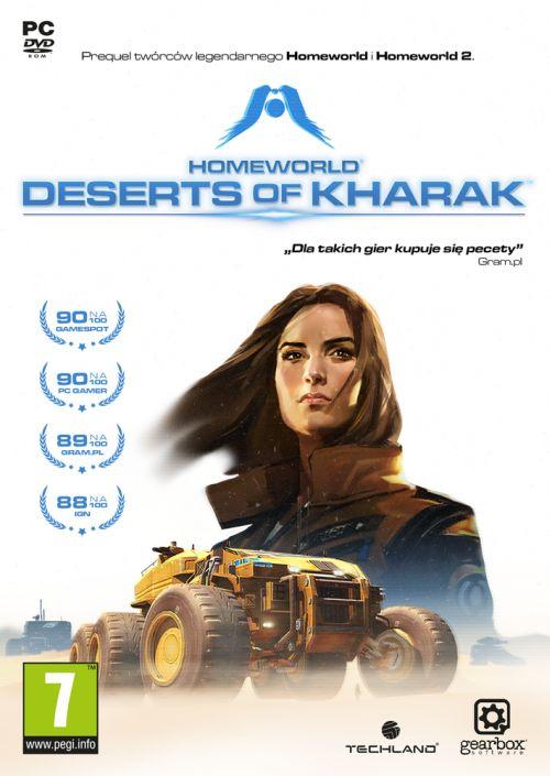 Homeworld: Deserts of Kharak - Edycja Morza Wydm