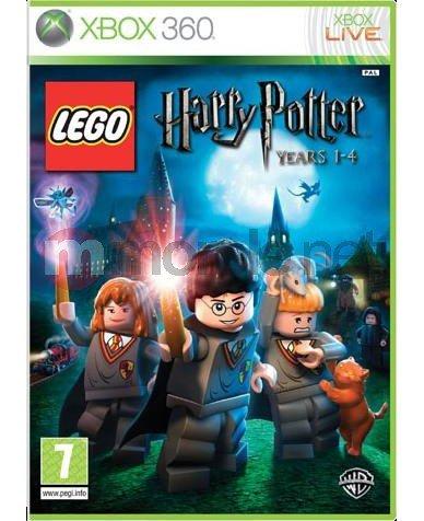LEGO Harry Potter Lata 1-4