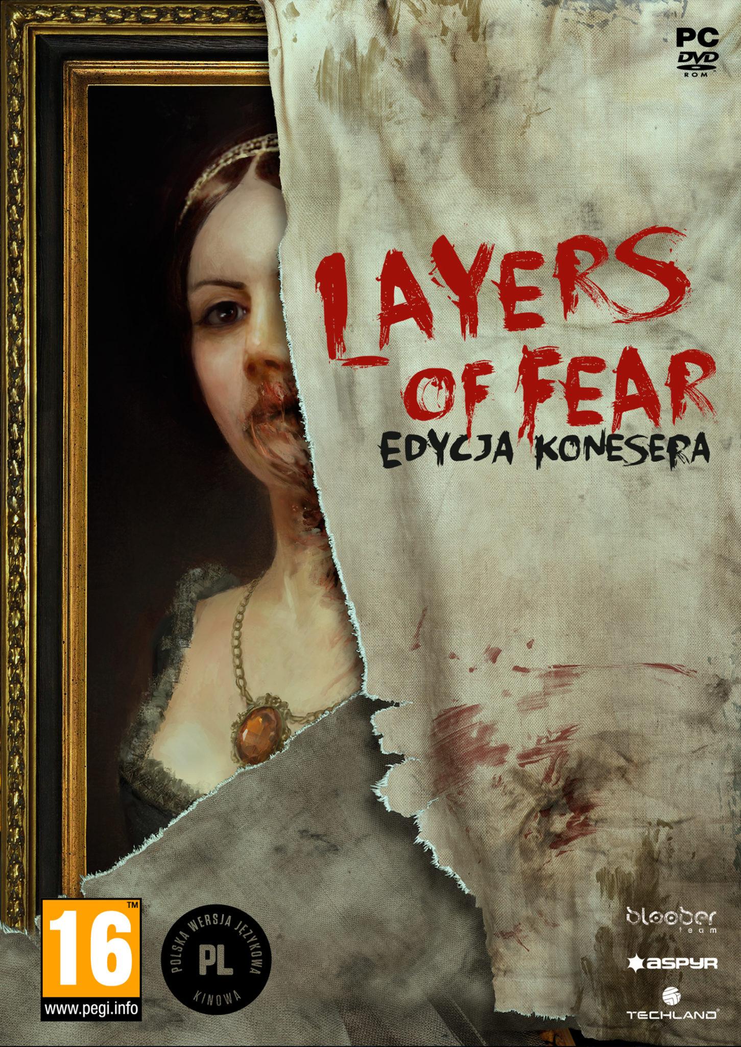 Layers of Fear Edycja Konesera