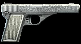 pistolet-vintage