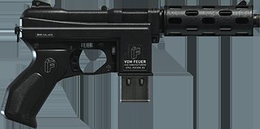 pistolet-maszynowy