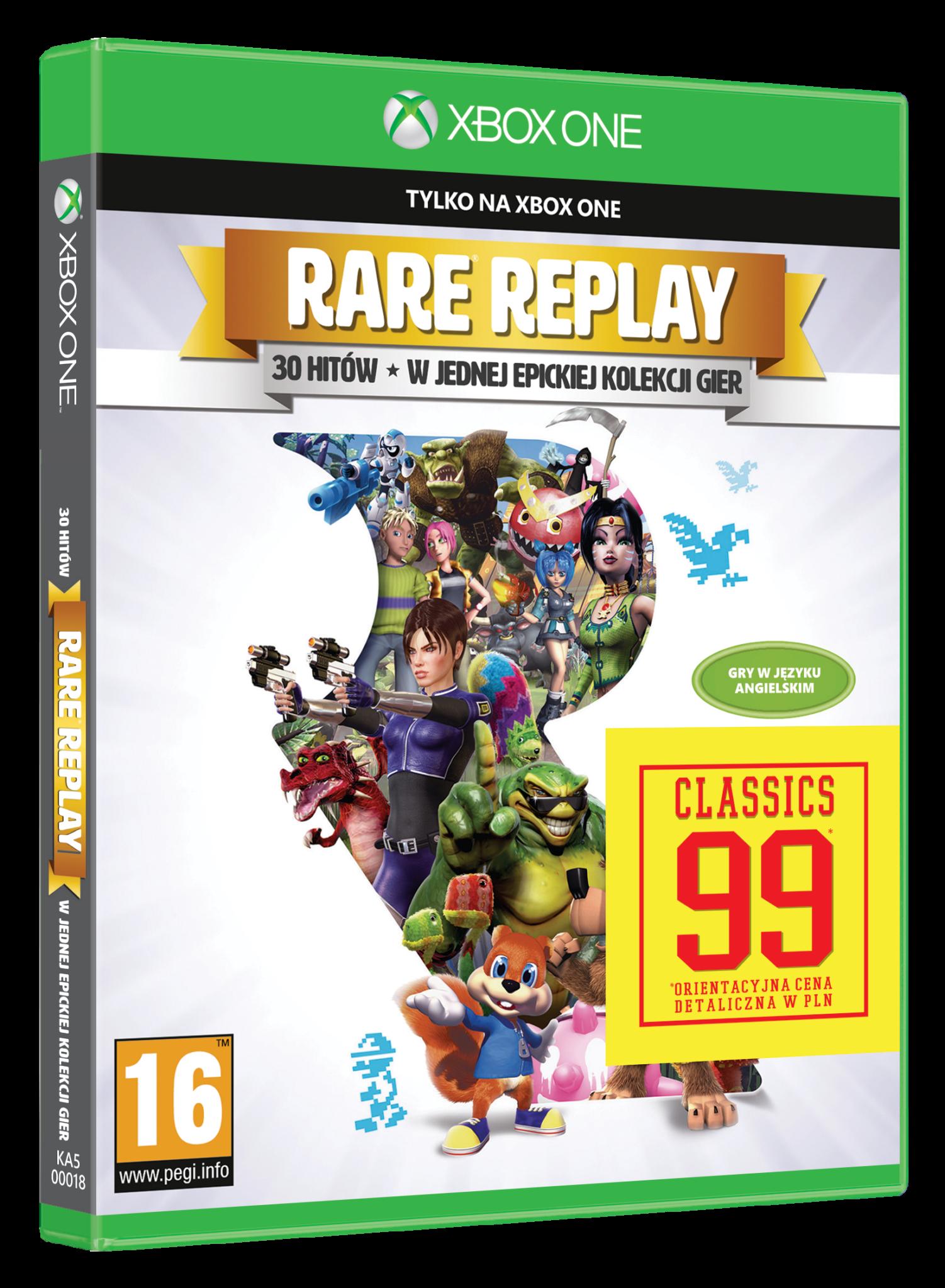 Rare Replay Kolekcja 30 Hitów