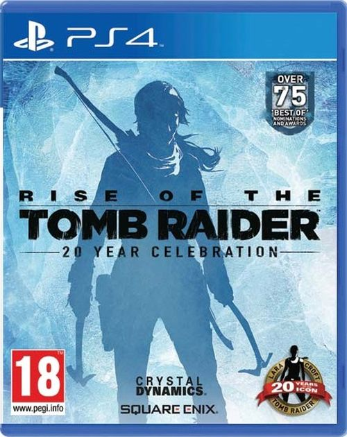 Rise of the Tomb Raider Edycja 20 Year Celebration Artbook