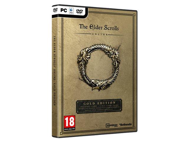 The Elder Scrolls Online: Złota Edycja