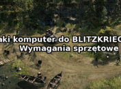 komputer do BLITZKRIEG 3
