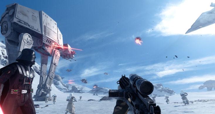 komputer do Battlefront 2