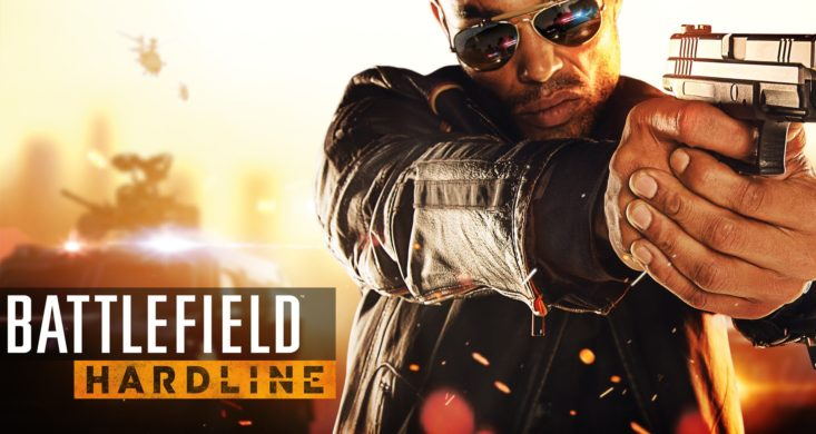 Komputer do Battlefield Hardline
